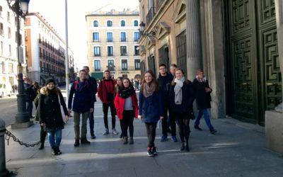 Relacja z Madrytu
