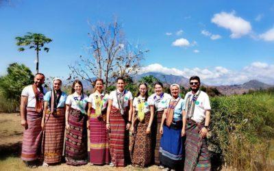 Wolontariat misyjny w Weluli w Indonezji